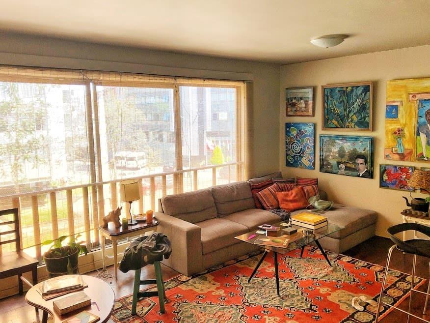 airbnb in Lima Peru
