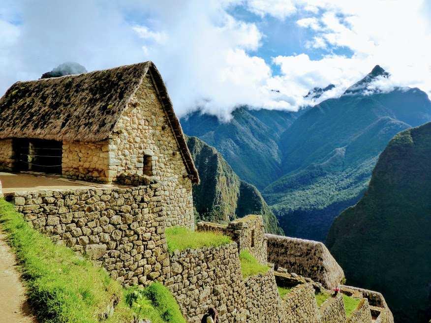 Views from Machu Picchu