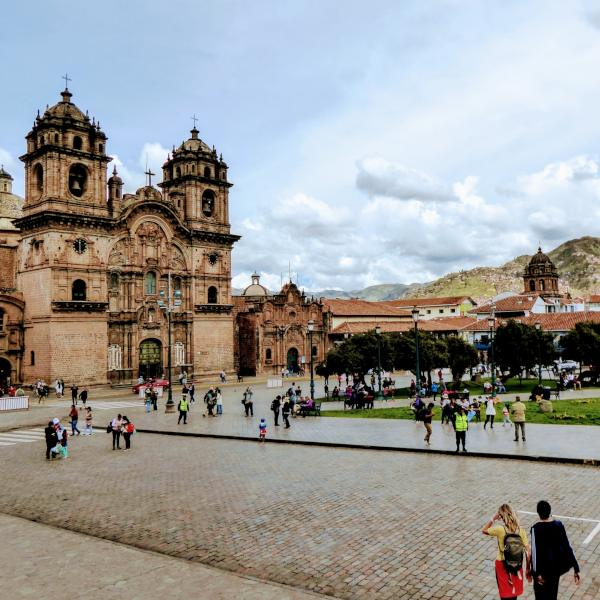 cusco is beautiful - but watch out for altitude sickness!