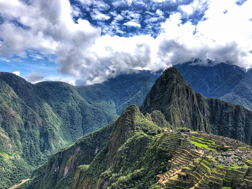 what to bing to machu picchu: camera