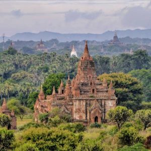 bagan temples in myanmar!