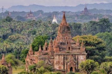 bagan temples in myanmar!