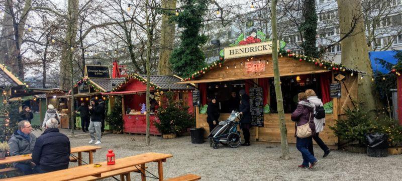 Lucerne's Christmas market