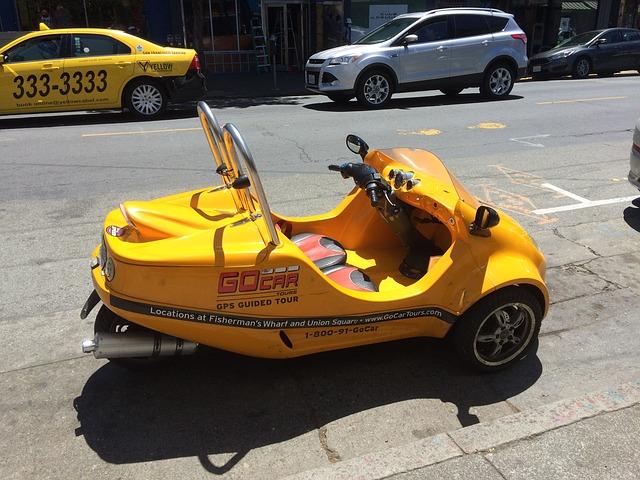 A fine rental car