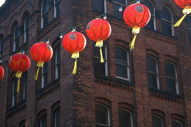 Lunar New Year in Chinatown, NYC