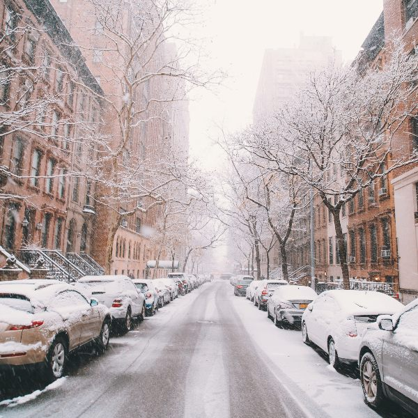 NYC in winter